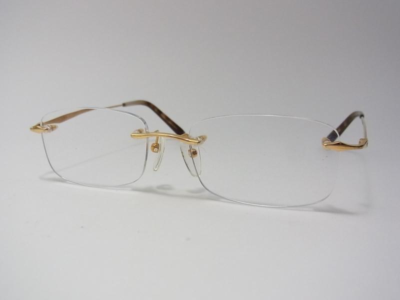 K18製の眼鏡、買取価格はこちら!