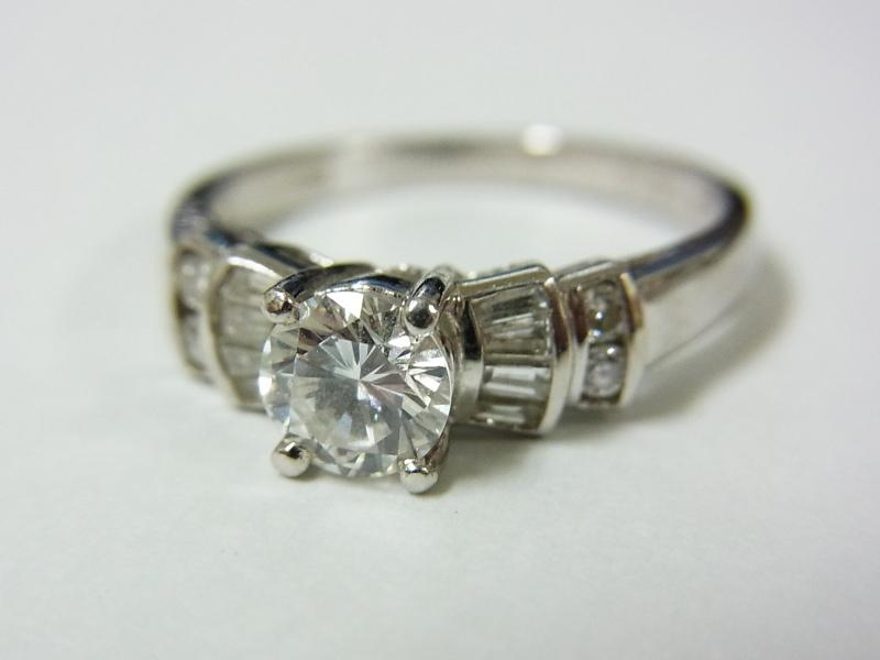 金プラチナ、ダイヤモンドでの高額買取のポイントとは?