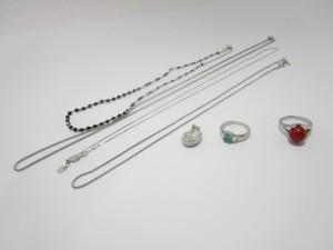 Pt900  K18WG K18 ペンダント 指輪 ネックレス 買取情報!