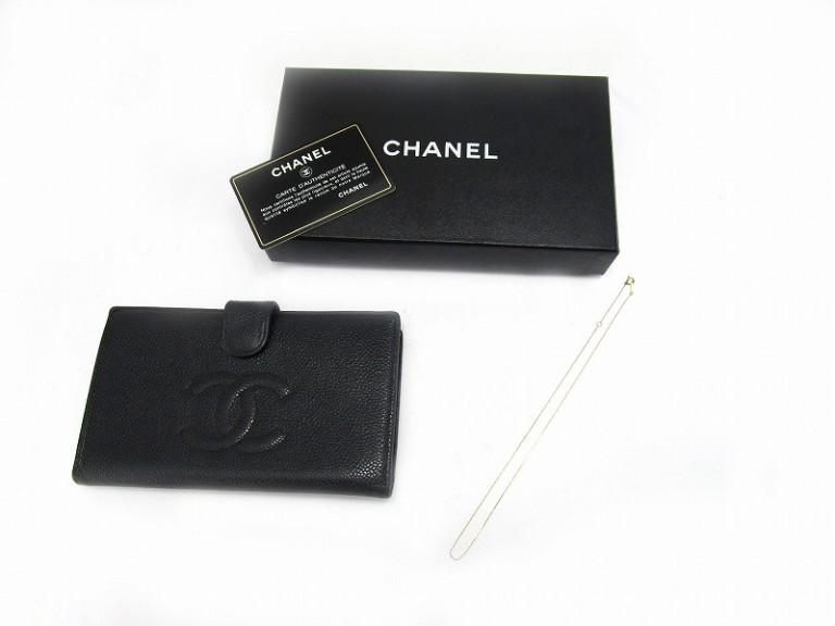 K18 ネックレス シャネル財布 買取情報!