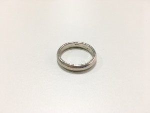 Pt900指輪 買取情報!