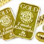 金製品をご愛用の方。