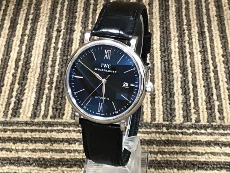 ブランド時計のお買取です。